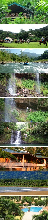 South Pacific EcoXtreme Costa Rica Adventure Vacation