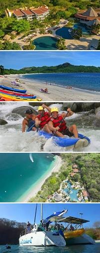 Westin Playa Conchal Trip Itinerary